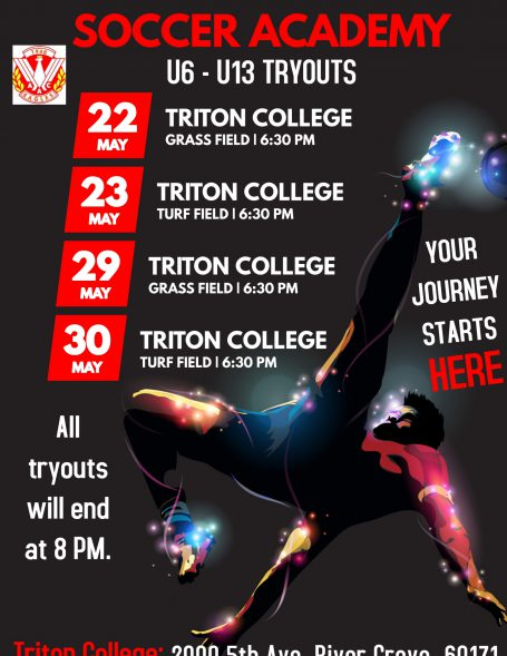 AAC Eagles Tryouts 2019