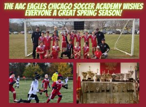 AAC Eagles Chicago IYSA Network News 2020 ad