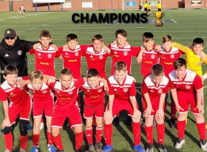 2021 Region Cup Champions