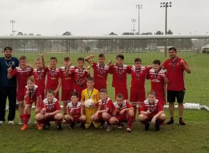 U13 Team Picture